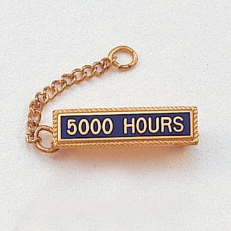 Hour Bar Pin