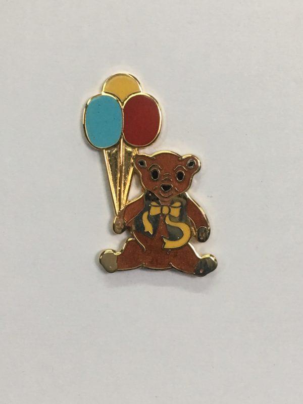 Bear Pin /plain