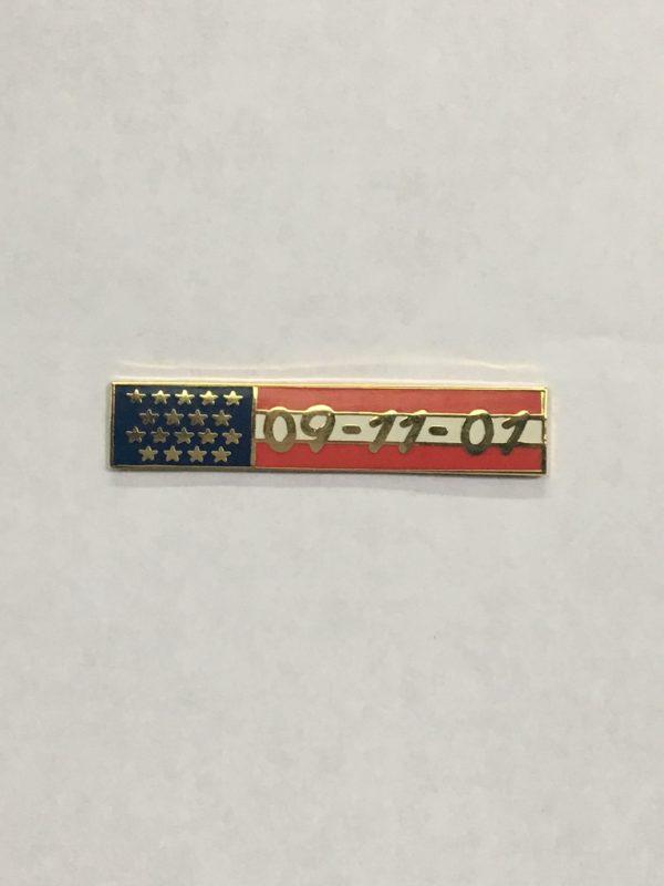 911 flag bar